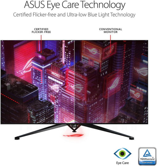 ASUS ROG Swift PG65UQ Big Format Gaming Monitor 5