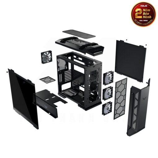 ASUS TUF Gaming GT501VC Case 3