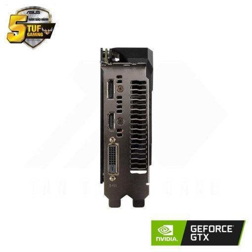 ASUS TUF Gaming Geforce GTX 1660 SUPER OC Edition 6G Graphics Card 4