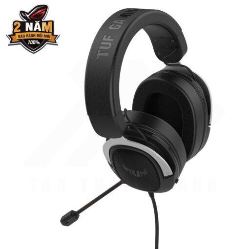 ASUS TUF Gaming H3 Headset Silver 1