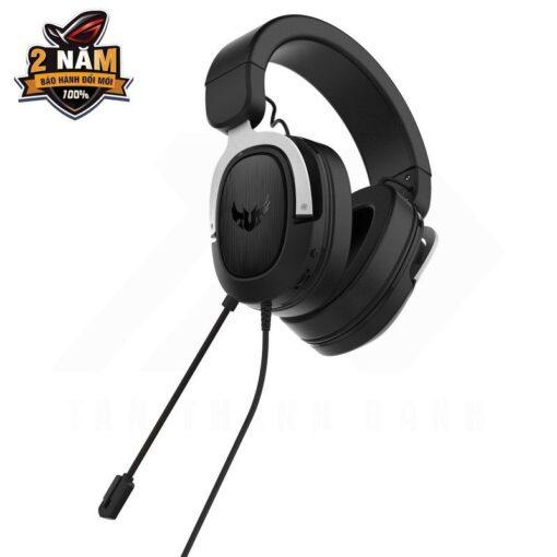 ASUS TUF Gaming H3 Headset Silver 4