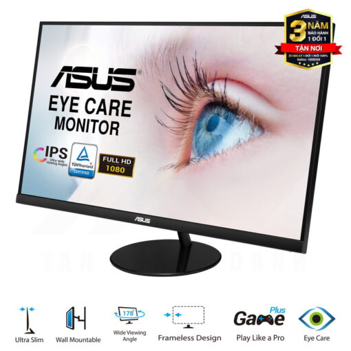 ASUS VL249HE Eye Care Monitor 2