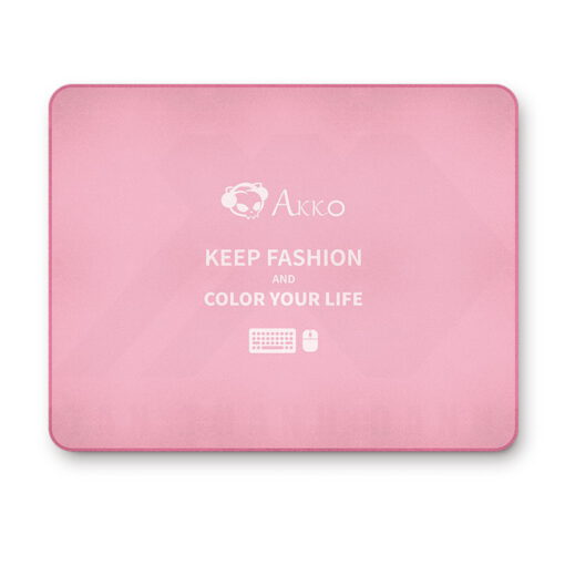 Akko Color Series Pink Mouse Pad Large 1