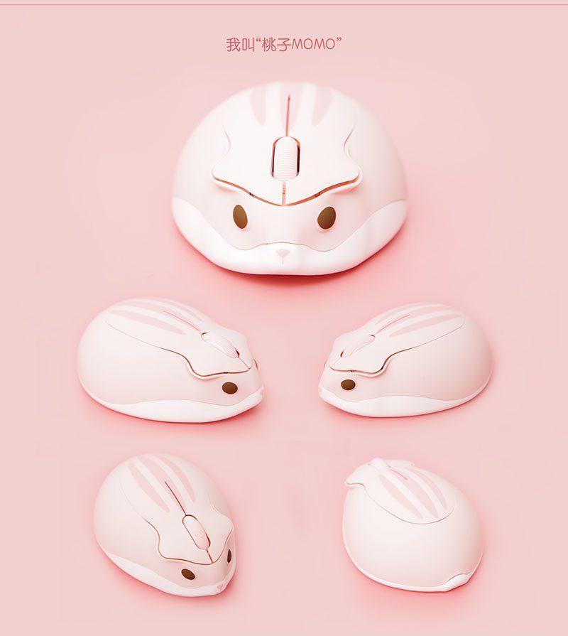 Akko Momo Mouse