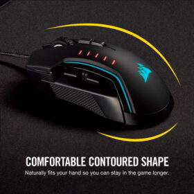 CORSAIR GLAIVE RGB PRO Gaming Mouse 3