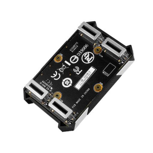 GIGABYTE AORUS HB RGB SLI Bridge – 60mm 1 slot spacing 3