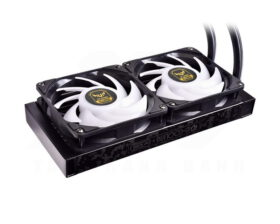 ID Cooling AURAFLOW X 240 TGA AIO Liquid Cooler 1