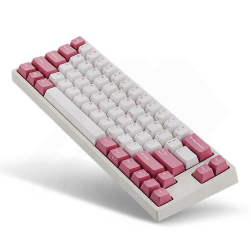 Leopold FC660M OE Light Pink Keyboard 2