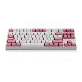Leopold FC750R OE Light Pink Keyboard 2