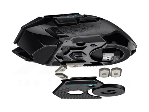 Logitech G502 LIGHTSPEED Wireless Gaming Mouse 2