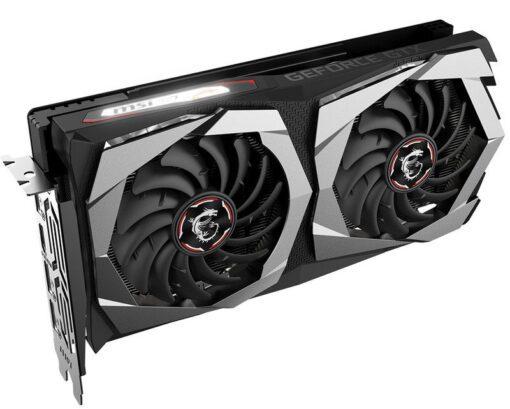 MSI Geforce GTX 1650 SUPER GAMING X 4G OC Graphics Card 2