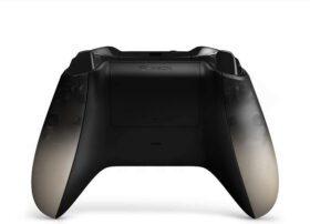 Microsoft Xbox One S Controller Phantom Black 2