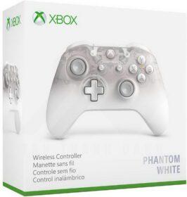 Microsoft Xbox One S Controller Phantom White 3