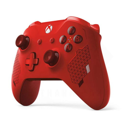 Microsoft Xbox One S Controller Sport Red 1
