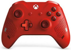 Microsoft Xbox One S Controller Sport Red 2