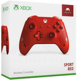 Microsoft Xbox One S Controller Sport Red 3