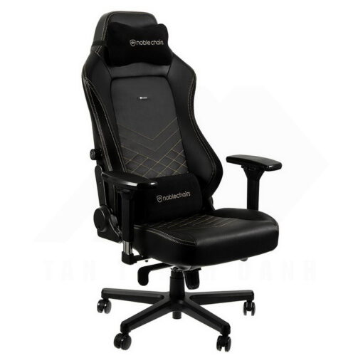 Noblechairs HERO Series Gaming Chair Black Gold 1