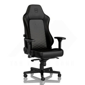 Noblechairs HERO Series Gaming Chair Black Gold 2