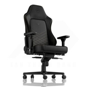 Noblechairs HERO Series Gaming Chair Black Gold 3