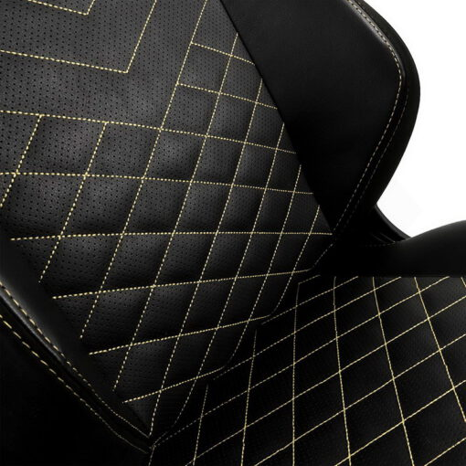 Noblechairs HERO Series Gaming Chair Black Gold 6