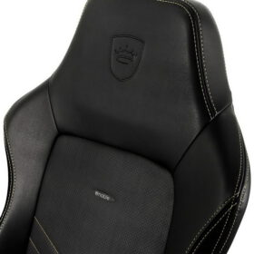 Noblechairs HERO Series Gaming Chair Black Gold 7
