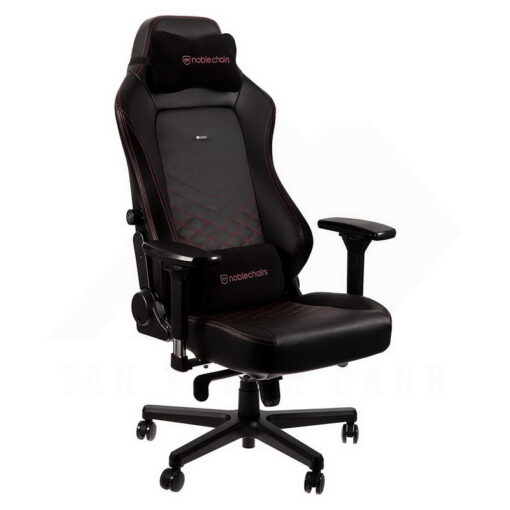 Noblechairs HERO Series Gaming Chair Black Red 1