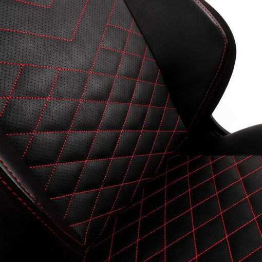 Noblechairs HERO Series Gaming Chair Black Red 6