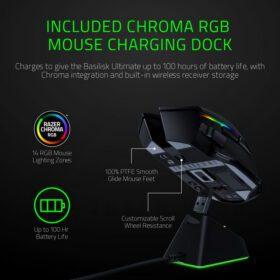 Razer Basilisk Ultimate Gaming Mouse 2
