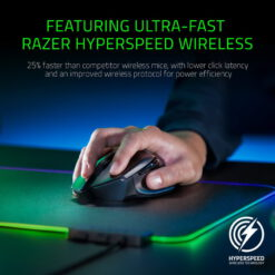 Razer Basilisk Ultimate Gaming Mouse 3