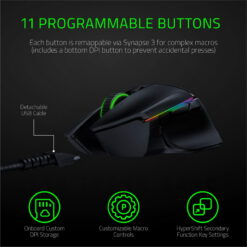 Razer Basilisk Ultimate Gaming Mouse 4