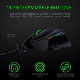 Razer Basilisk Ultimate Gaming Mouse 4