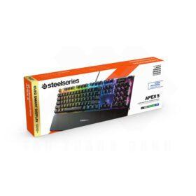 SteelSeries Apex 5 Gaming Keyboard 6