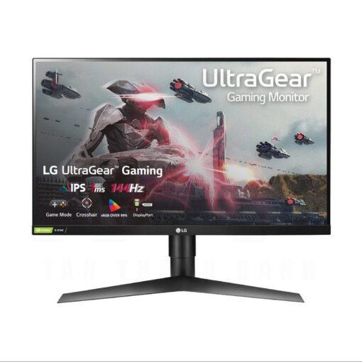 TTD LG 27GL650 Monitor