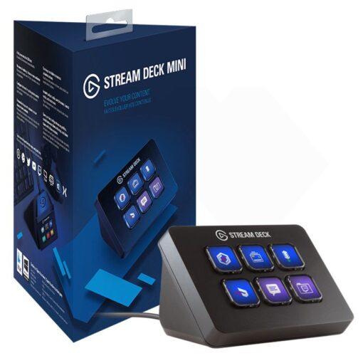 elgato Stream Deck Mini 1