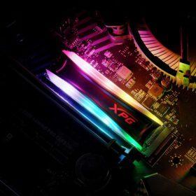 ADATA XPG SPECTRIX S40 RGB SSD 4