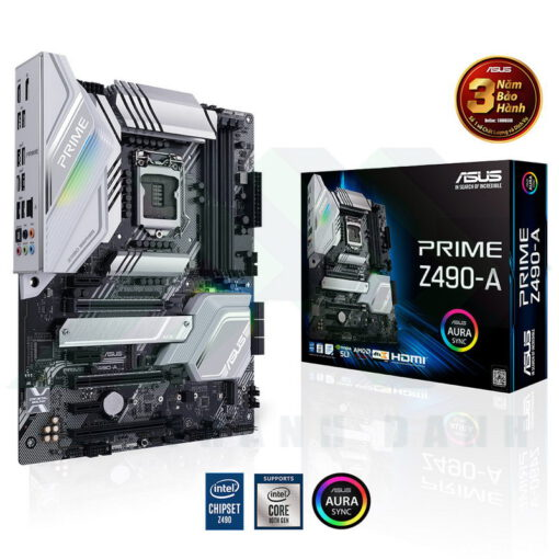 ASUS PRIME Z490 A Mainboard