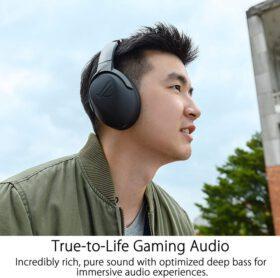 ASUS ROG Strix Go 2.4 Gaming Headset 4