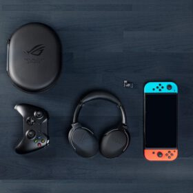 ASUS ROG Strix Go 2.4 Gaming Headset 7