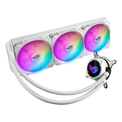 ASUS ROG Strix LC 360 RGB Liquid Cooler White Edition