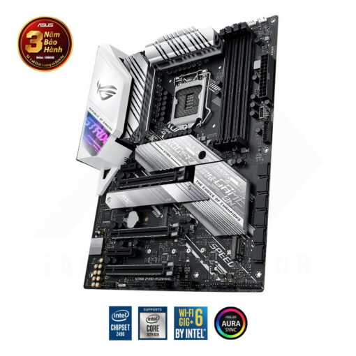 ASUS ROG Strix Z490 A Gaming Mainboard 3
