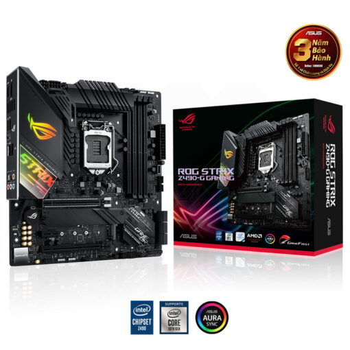 ASUS ROG Strix Z490 G Gaming Mainboard 1