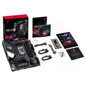 ASUS ROG Strix Z490 G Gaming Mainboard 4