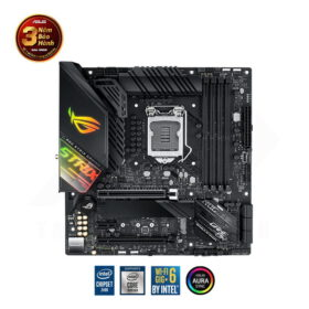 ASUS ROG Strix Z490 G Gaming WI FI Mainboard 2