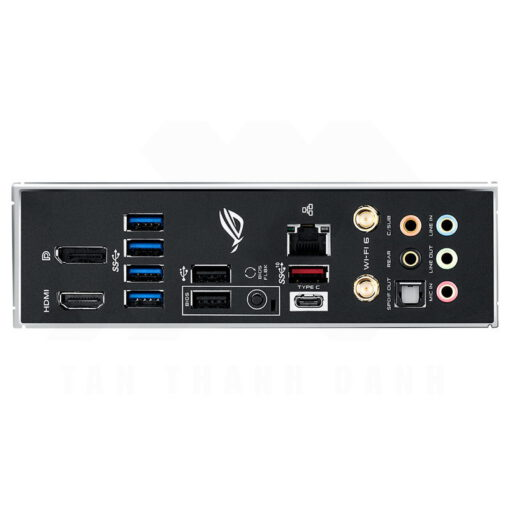 ASUS ROG Strix Z490 G Gaming WI FI Mainboard 3