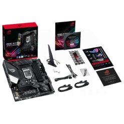 ASUS ROG Strix Z490 G Gaming WI FI Mainboard 4