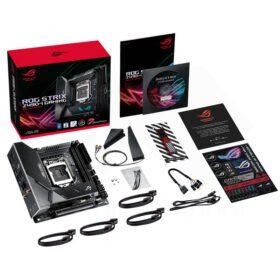 ASUS ROG Strix Z490 I Gaming Mainboard 4