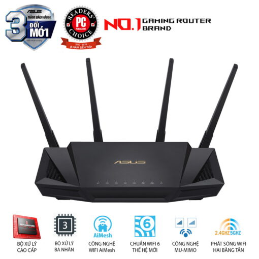 ASUS RT AX58U Router