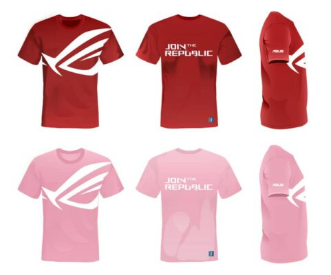 ASUS T Shirt 2020