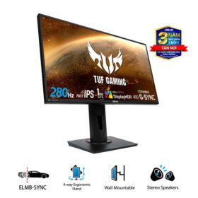 ASUS TUF Gaming VG259QM Monitor 2