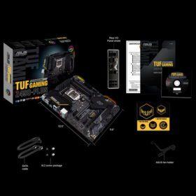 ASUS TUF Gaming Z490 PLUS Mainboard 4